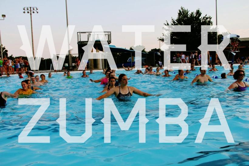 Water Zumba 1
