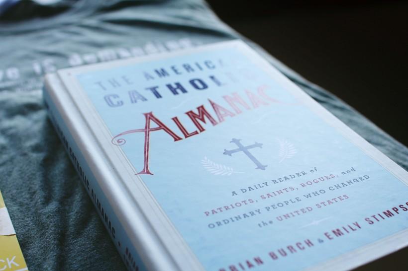 American Catholic Almanac Book