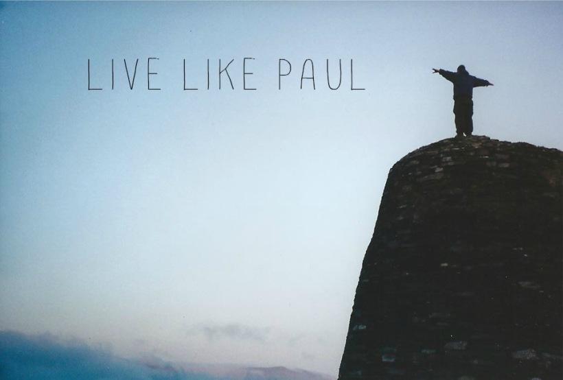 Live Like Paul