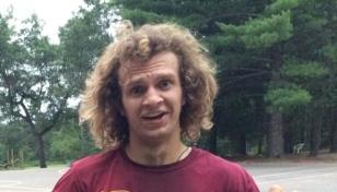 Nash Doughman's rockin' hair!